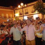 El próximo viernes día 13 de julio no se celebra el canto de la salve rociera en Isla Cristina
