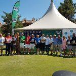 Fin de semana de alto nivel en el campo de golf de Islantilla