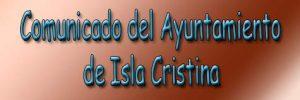 Comunicado del Ayuntamiento respecto al festival Rock en Isla Cristina