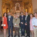 Celebrada la XXIV Exaltación a la Virgen del Carmen de Isla Cristina