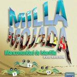 La playa de Islantilla se prepara para acoger la XVIII edición de su tradicional Milla Mojada