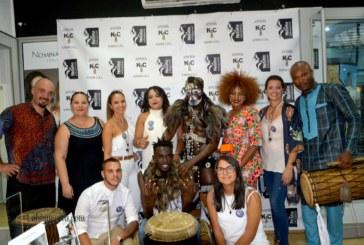 Grupo africano Ngalam en la IV edición de Noche de luz 2018