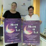 Isla Cristina celebra por cuarto año consecutivo la 'Noche de Luz'