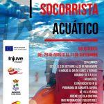 Curso de Socorrista Acuático del Ayuntamiento de Isla Cristina
