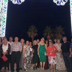 Con el encendido del alumbrado empiezan las Fiestas en Honor a la Virgen del Mar en Isla Cristina