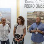 La obra de Pedro Quesada visita un año más Isla Cristina