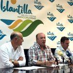 Islantilla celebra la precandidatura de la película