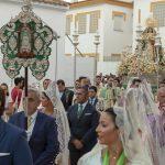 La Redondela vive su día grande con la Función Principal y la Procesión de su Patrona, la Virgen de la Esperanza