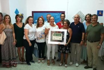 Entrega de Diploma al Ayuntamiento de Isla Cristina