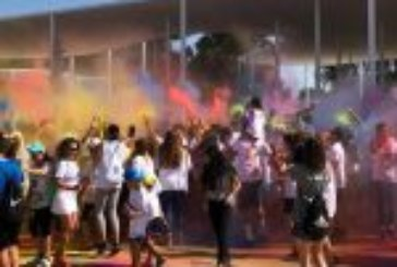 Explosión de color y diversión en Huelva Music Run Colors 2018