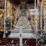Celebración de la coronación de la Virgen del Rocío