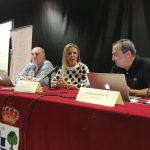 La alcaldesa inaugura el XVII Encuentro de Capitanes de Almadraba en Isla Cristina
