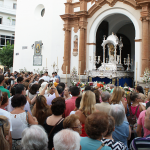 La Música de Antonio Pérez Silva, presente en la ofrenda floral de la Patrona de Huelva
