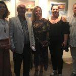 Los atardeceres isleños, protagonistas de una exposición en Isla Cristina