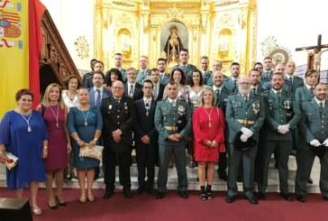La Guardia Civil de Isla Cristina festejó a su Patrona