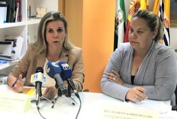 La Alcaldesa y Delegada del ramo presentan los Planes de Empleo para Isla Cristina