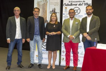 Inaugurado en Isla Cristina el III Encuentro de los Caballeros del Mar