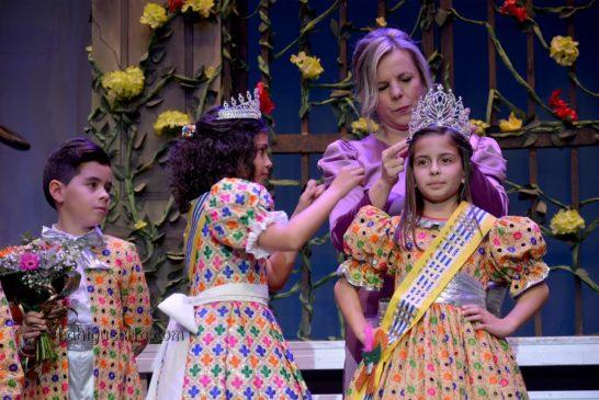 Coronación Infantil del Carnaval de Isla Cristina 2019