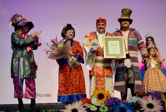 Presentación del Pregonero José Manuel Escobar Martín en el Carnaval de Isla Cristina 2019