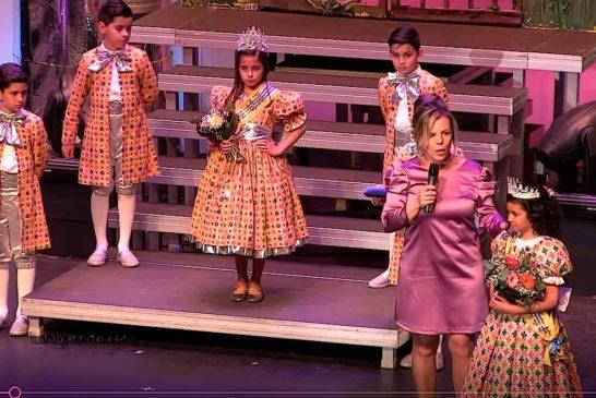 Gala Coronación de la Reina Infantil del Carnaval de Isla Cristina 2019