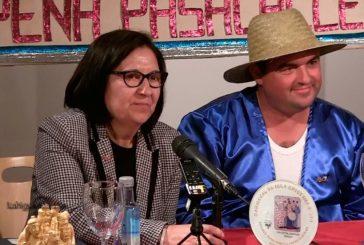Premio Antifaz de Oro-Juan Andrés Pardo Penalva a Manuel Jesús Camacho Garrido del Carnaval de Isla Cristina 2019