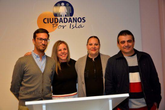 Inauguración de la nueva Sede de Ciudadano por Isla