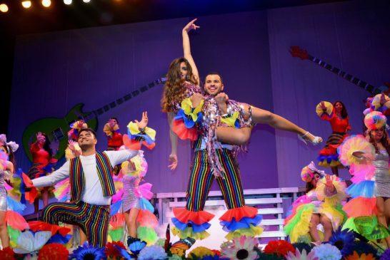 Baile de la Gala de Coronación del Carnaval de Isla Cristina 2019