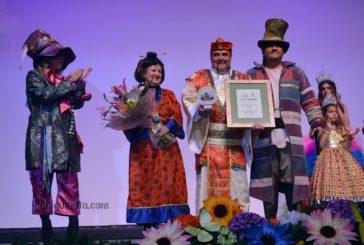 Pregonero del Carnaval de Isla Cristina 2019
