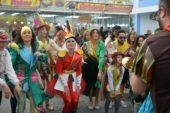 Martes de disfraces del Carnaval de Isla Cristina 2019