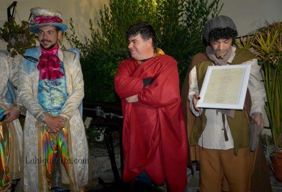 Premio Antonio Cárdenas al isleño Miguel Ángel Márquez
