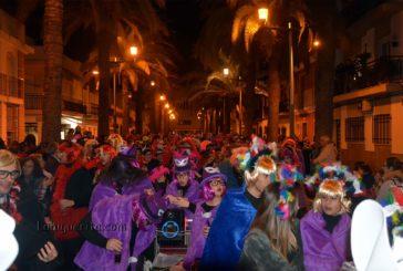Entierro de la Sardina en el Carnaval de Isla Cristina 2019