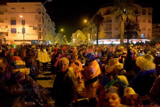 Entierro de la Sardina del Carnaval de Isla Cristina 2019