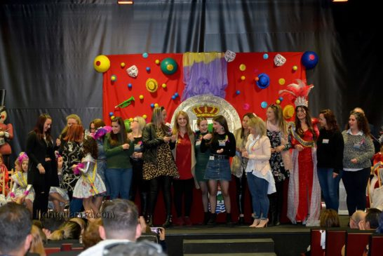 Entrega de Premios Institucionales del Carnaval de Isla Cristina en el Carnaval de Isla Cristina 2019