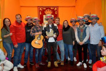 Premio Chulapo de Oro al Mejor estribillo cantado por la Comparsa El Poeta isleño en el Carnaval de Isla Cristina 2019