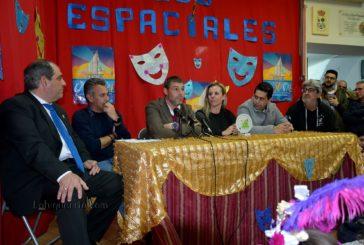 Premio Manuel Beas Conde a Francisco David Sosa López en el Carnaval de Isla Cristina 2019