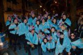 Entierro de la Sardina en los Carnavales de Isla Cristina 2013