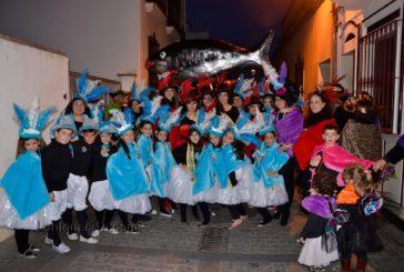 Tradicional Entierro de la Sardina en Isla Cristina 2015