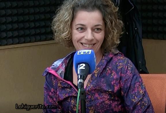 Entrevista de Radio Isla Cristina a Mirian Carrasco Santana