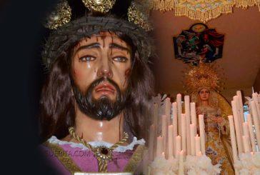 Itinerario de la Procesión del Cautivo y Ntra. Señora de la Paz de la Semana Santa de Isla Cristina 2019