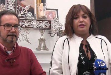 Insignia de la Hermandad del Gran Poder de Isla Cristina donado por Joyería Karin Coll
