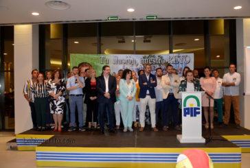 Antonia Grao Candidata a la Alcaldía de Isla Cristina