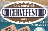 I Festival de la Cerveza-Cervefest 2019 en Isla Cristina