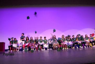 Graduación de los niños del Ángel Pérez 2019