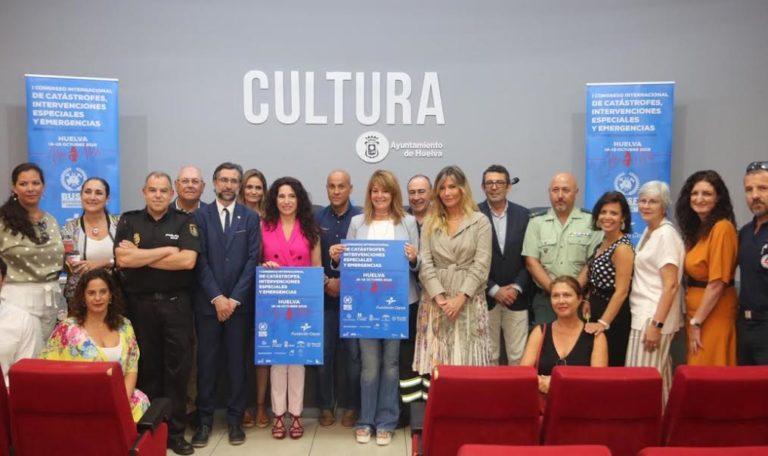 Huelva acogerá en octubre el I Congreso internacional de catástrofes, intervenciones especiales y emergencias