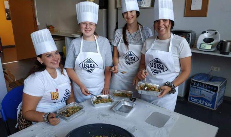 Clausurado un Taller de Cocina Saludable para jóvenes isleños