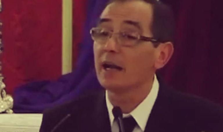 Antonio Rodríguez Macías, pregonero de la Semana Santa isleña 2020
