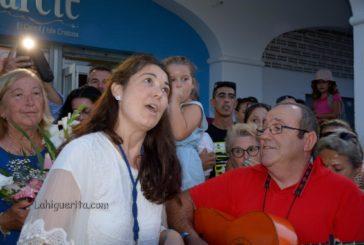 Sevillana a la Virgen del Mar de la Barriada Punta del Caimán 2019