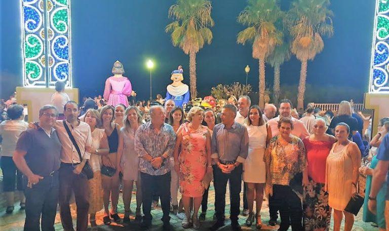 Comienzan las Fiestas en Honor a la Virgen del Mar de Isla Cristina