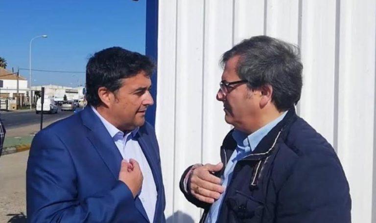 La Junta de Andalucía,  invierte en mejoras de seguridad en el Puerto Pesquero de Isla Cristina.