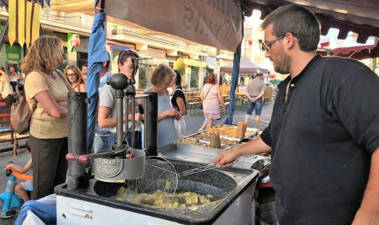 Isla Cristina contará con un Mercado Marinero durante este fin de semana
